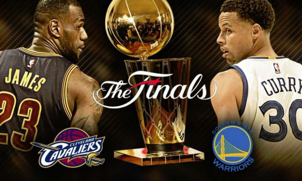 2016 NBA Finals Matchup Will Look Like This and Warriors Have the Edge » The Culture Supplier