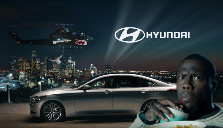 Kevin Hart Commercial >> Superbowl Commercial First Date Hyundai Ft Kevin Hart The