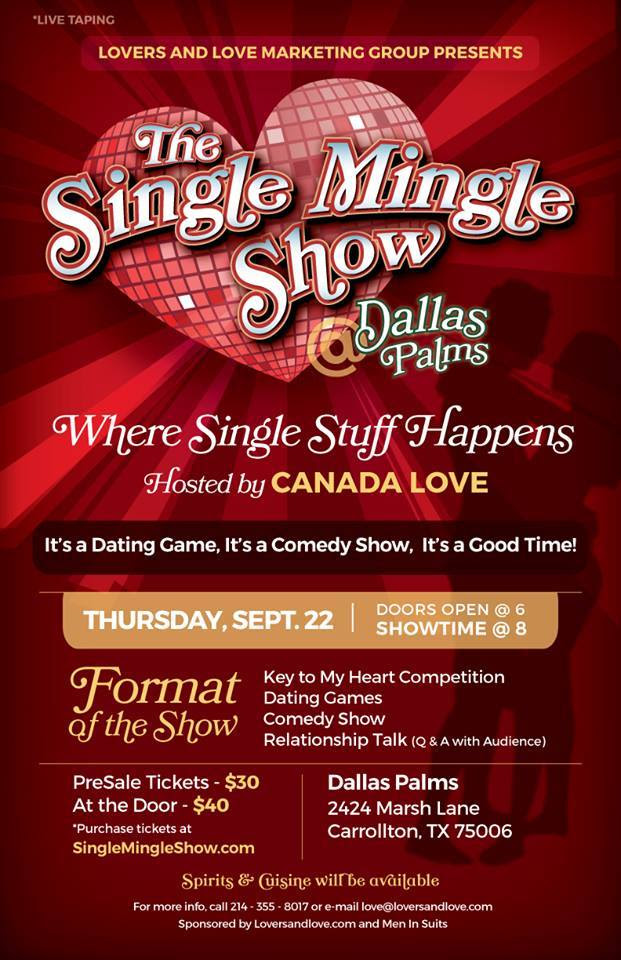Casting calls for dating shows