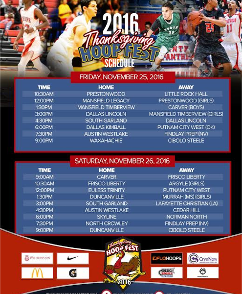 8th Annual Thanksgiving Hoopfest A Must Attend This