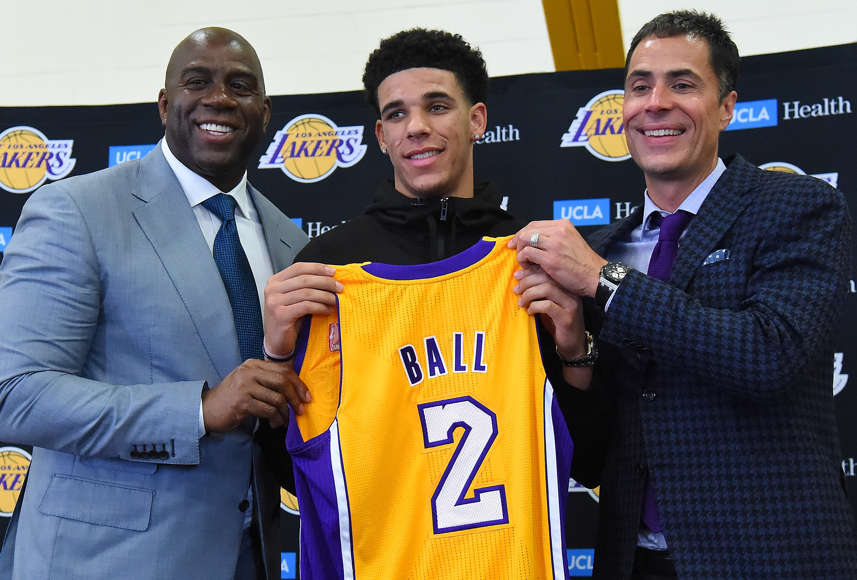 Lonzo Ball Interview On NBA Rookie ...