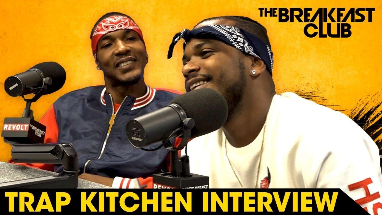 WATCH: Trap Kitchen Stops By the Breakfast Club » The Culture Supplier