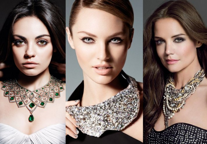 Celebrity jewelry trends whats hot spring 2018 the culture supplier aloadofball Images