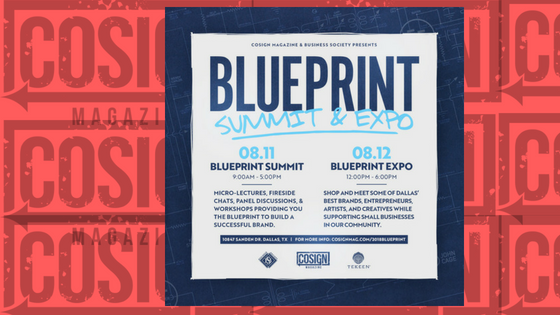 Cosign media announces the blueprint summit expo 2018 the cosign media announces the blueprint summit expo 2018 the culture supplier malvernweather Image collections